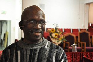 Pastor Keith Martin says his congregants care most about issues of poverty and jobs.