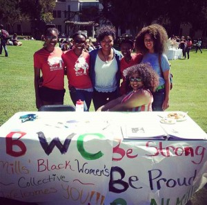 BWC members at their club booth. (Image courtesy of BWC)