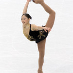 (Photo from Wikimedia Commons) Mirai Nagasu at the 2010 Olympics. Nagasu was one of 11 Asian Americans representing the U.S. in the winter 2018 Olympics.