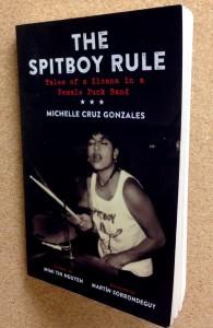 Memoirist and punk drummer Michelle Cruz Gonzales is a Mills Creative Writing alumna.