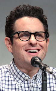 "J.J. Abrams, director of ""Star Wars: Rise of Skywalker"""
